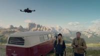 YUNEEC 全新一代折叠无人机 MANTIS Q  让航拍更有趣!