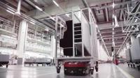 揭秘奥迪德国工厂高效的内部物流体系-item 铝型材应用案例