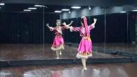 《藏族情歌》糖豆广场舞课堂 藏族舞 20190105_