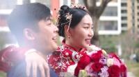 张征 & 桂金梦 婚礼电影