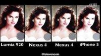 Lumia 920 vs iPhone 5 vs Nexus 4 屏幕篇