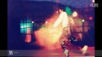 牛人涂料工吴九昆再现失传20年的太空柔姿霹雳舞