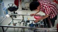 个人定制 DIY 无主机箱电脑桌.. 全手工制作过程  ---- By 小辛