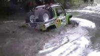很给力的泥塘越野:2011德累斯顿 -布雷斯劳拉力赛(2)精彩越野视频