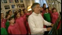 中意双语字幕-安德烈·波切利和孩子们-Caro Gesù Bambino