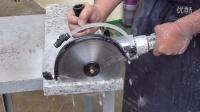 GPW-216C 180mm 風動注水式石材切割機