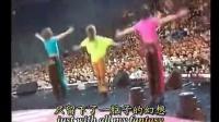 荷东舞曲《莫斯科演唱会》中英字幕