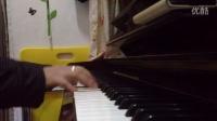 阿贤用钢琴唱 我的爱只为了你存在 鼻音重呵呵 还要练100遍  201412287