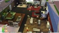 【叶有游戏】模拟人生4 第十二期 《来去上班》之十级医生职业,扩大店面