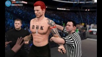 WWE2K15生涯003集-打完RomanReigns出事了!
