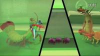 【海底小纵队 第四季】海底小纵队与螳螂虾(片段)