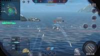 【赫龙】战舰世界手机版巅峰战舰 战舰评测 ep.2 古鹰 第一搜可以洒鱼雷的船