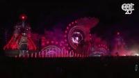 DJ現場打碟 Hardwell - EDC Las Vegas 2016 (Version 2)