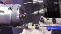 震环机床Z-MaT——FL300/CK280-D平床身线轨-双列竖排可转角动力头
