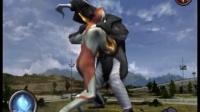 萝卜吐槽番外篇 简单试玩PS2奥特曼空想特摄第11章 VS 最终BOSS 宇宙恐龙 杰顿