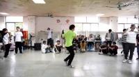 西大东三,御所2016秋学期末舞考后freestyle赛:小述(蒋述能)vs韩义德(battle部分)_标清