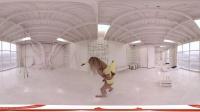 360 VR 全景 虚拟现实 活抓一枚Natasha皮卡丘