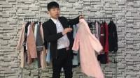 《新巴黎》品牌服装批发:韩版女款服装批发走份  102期女装走份视频