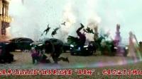 《变形金刚5》曝全新预告地球遭攻占,小女孩单挑霸天虎 机器恐龙钢索吞噬汽车