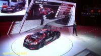 2017上海车展全新奥迪R8 GT3赛车,温科尔曼宣讲,现场发布全记录。