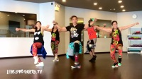 Rockabye -zumba 尊巴舞蹈视频教学 减肥健身舞
