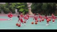 山西省夏县城内幼儿园篮球操《酷炫篮球》