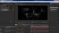 AE教程:制作科幻电路镜头