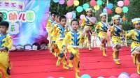 民族筷子舞《最炫民族风》树童(香槟花园)幼儿园
