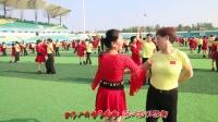 交谊舞-三步踩(山里人乐的好潇洒)金宏艺术团展示