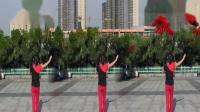 再唱山歌给党听 泰和长寿健身队创编 演示刘金玉 含背面演示