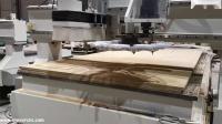 诺威数控 1325 自动换刀雕刻机,圆盘换刀 板式家具 18678306176