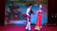 7.舞蹈《逛新城》德艺乐器队  芸峰村庆祝三八妇女节晚会