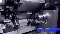震环机床Z-MaT——TC500双主轴/虚拟Y轴 车削中心
