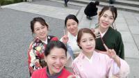 日本京都之旅 2019.12 常州晴晴