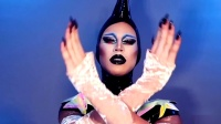 lady gaga 新专首单彩妆版特别mv《stupid love》
