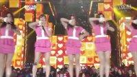 [LIVE现场] A Pink - Hush(121229 SBS Gayo Daejun)