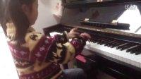 钢琴三级 郊游 俏俏演奏 阿贤钢琴中心 201304114