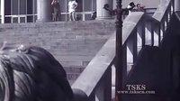 09韩国爱情DVD《夏日密语》李英恩与猫合作演绎银幕情侣A