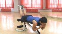 怎样玩哑铃--8.打造坚实的下盘-臀部及大腿的锻炼