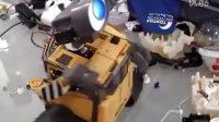 史上最真实最有趣的机器人瓦力