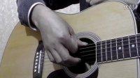 吉他入门教程   第一课 吉他结构 右手手型及拨弦方法  贵阳 吉他 入门 自学