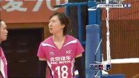 2013年11月30日中国女排联赛第1轮 北京VS山东 第二局
