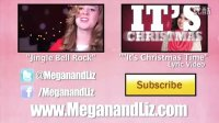 [杨晃]美国流行少女组合 Megan and Liz 最新轻快圣诞单曲It's Christmas