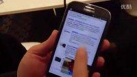 Galaxy S3视频播放Pop up play功能测试