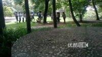 【拍客】2012毕业季,歌声惜别离