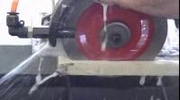 GPW-227 氣動石材切割機 - 切石英石