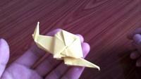 幼儿儿童折纸大全视频教程 蜗牛 攀枝叶折纸艺术