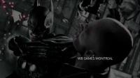 【蝙蝠侠:阿卡姆起源】全剧情剪辑电影:上【中文字幕】