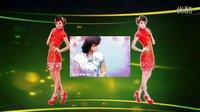 我的心肝宝贝【DJ舞曲】现代旗袍美女的魅力 歌词同步 1080PHD超清MV