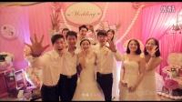 """武汉得月楼东航空姐""""为琳起航""""wedding films"""